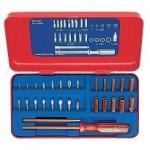 Набор инструмента для работы с электроникой, 28 предметов