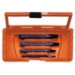 Набор экстракторов для обломанных винтов, болтов и шпилек
